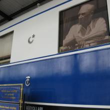 Atatürk\'ün Yurt Gezilerinde Kullandığı Vagonu